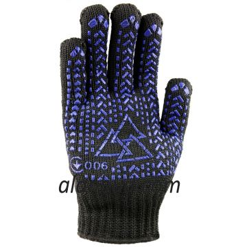 Особопрочные перчатки с ПВХ рисунком BK10-29